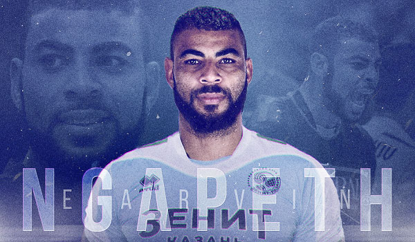 Zenit Kazan Announces That Earvin Ngapeth Has Signed 2-Year Contract