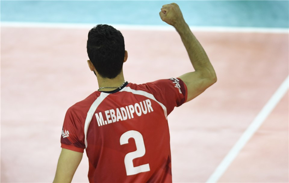 Canada Pushes Past Italy; Iran Bests Error-Riddled Argentina in 5 Sets