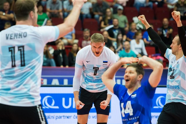 Men's #EuroLeague: Estonia Downs Czech for Gold, Turkey Claims Bronze