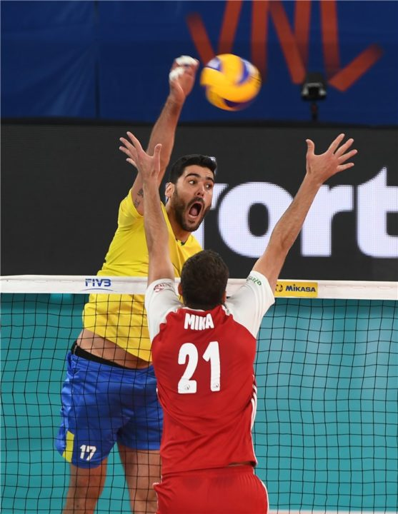 Brazil Edges Poland, Claims Final Six Spot; Argentina Wins in 4