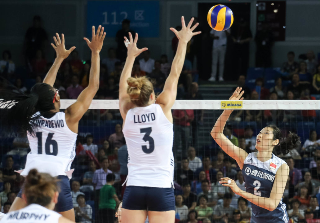 #VNL Final Four Preview: Brazil vs. Turkey, USA vs. China