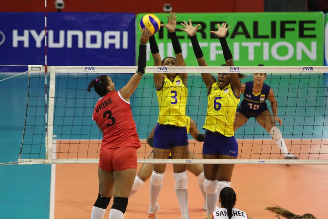 FIVB Women's Challenger Cup: Colombia Surprises Peru; Bulgaria Wins 3-0
