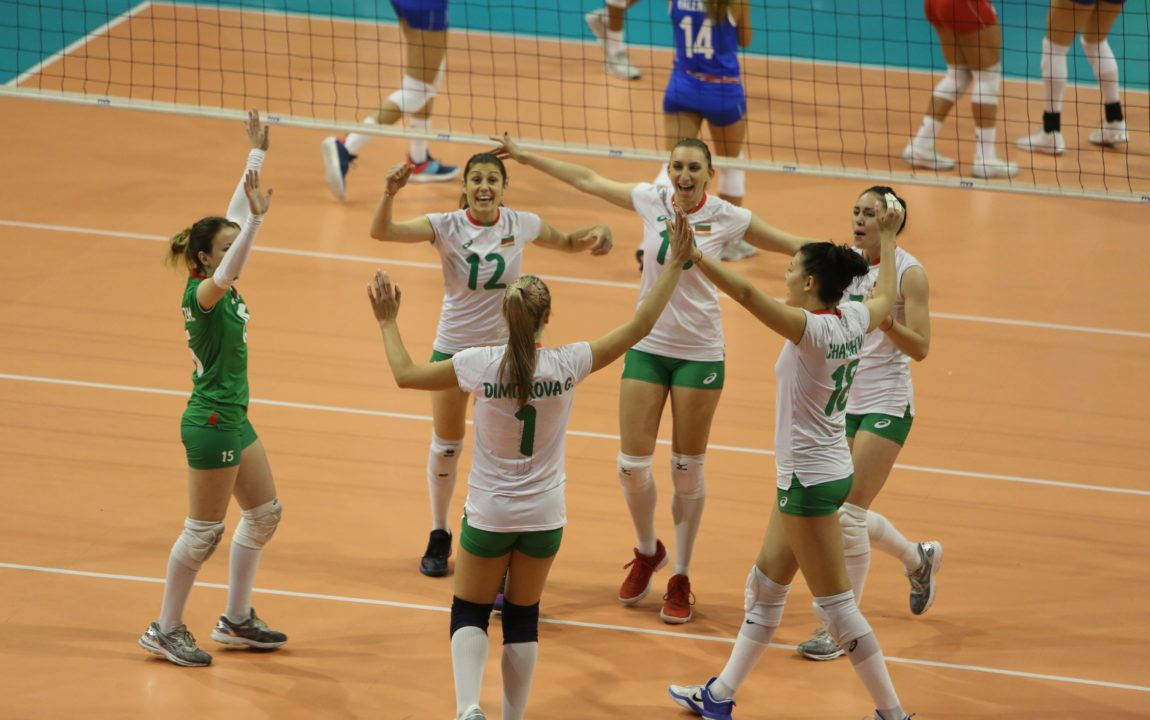 FIVB Women's Challenger Cup: Bulgaria Wins Pool B; Peru Advances to Semis as Well