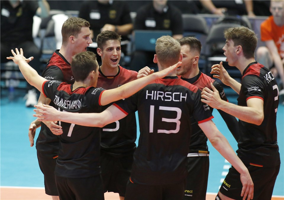2018 Men's #VNL Pool 14 Preview: Germany Hosts Argentina, Japan & Russia