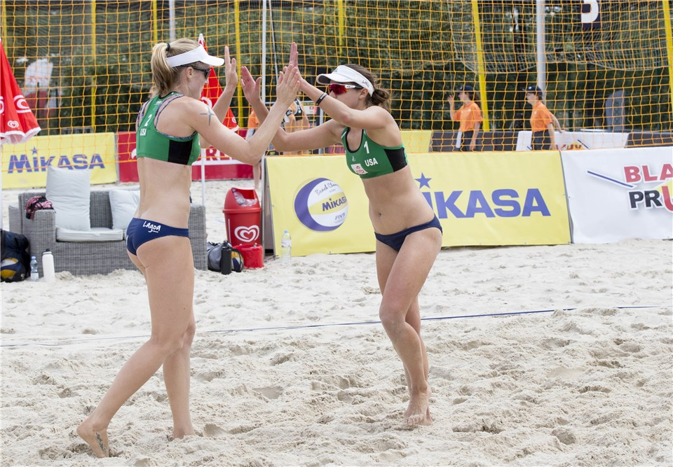 Three American Duos Move On To Warsaw 4-Star Open Main Draw