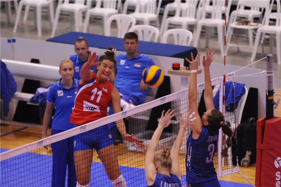 Scandicci Signs Serbian Youngster Bojana Milenković