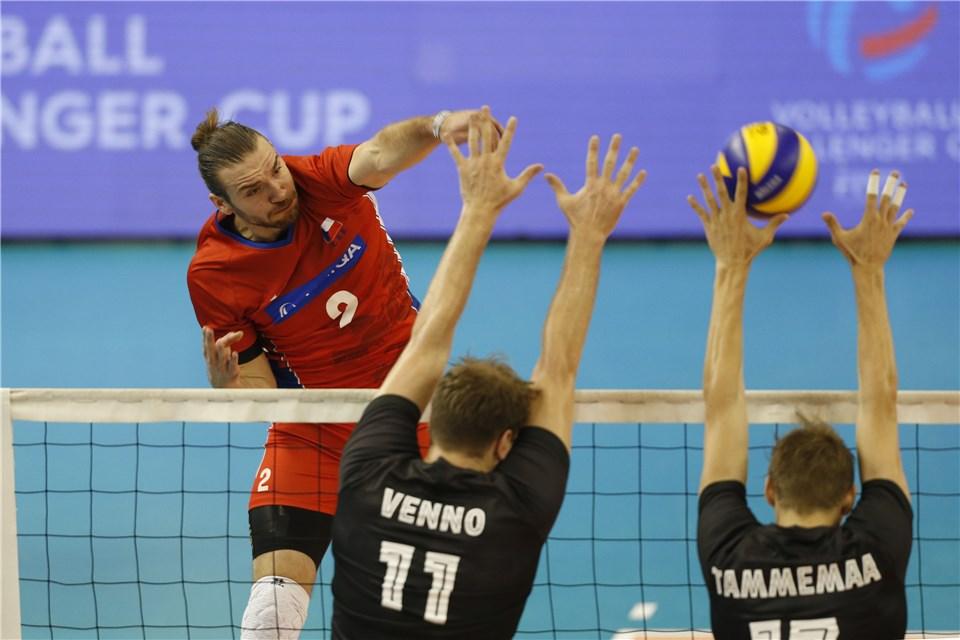 FIVB Men's Challenger Cup: Czech Republic & Portugal Advance to Finals