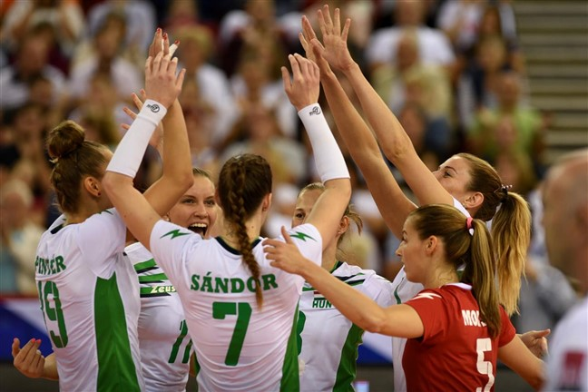 2018 Women's #EuroLeague: Bulgaria & Hungary Clinch Challenger Cup Berths