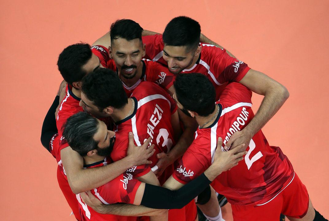 Iran And Qatar Continue Perfect #2018AsianGames Run