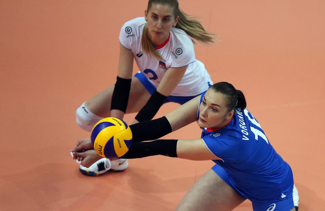 Irina Voronkova Will Be Coached By Her Dad At Lokomotive Kaliningrad