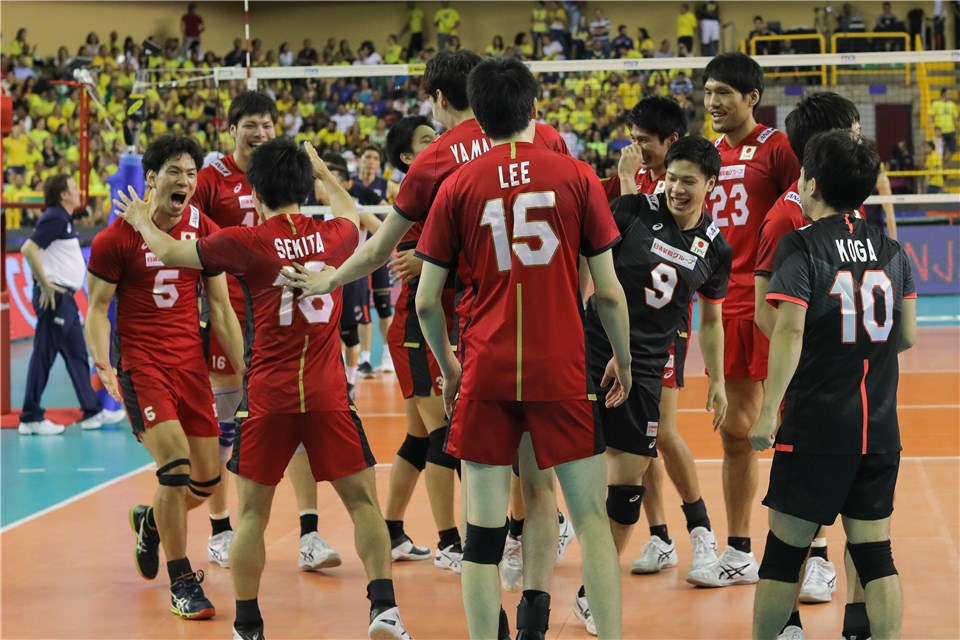 Japan And China Net Narrow Wins In Asian Games (M)