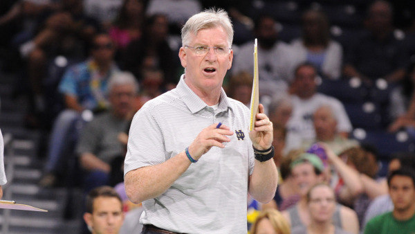 Notre Dame's McLaughlin Resigns Citing Health Reasons