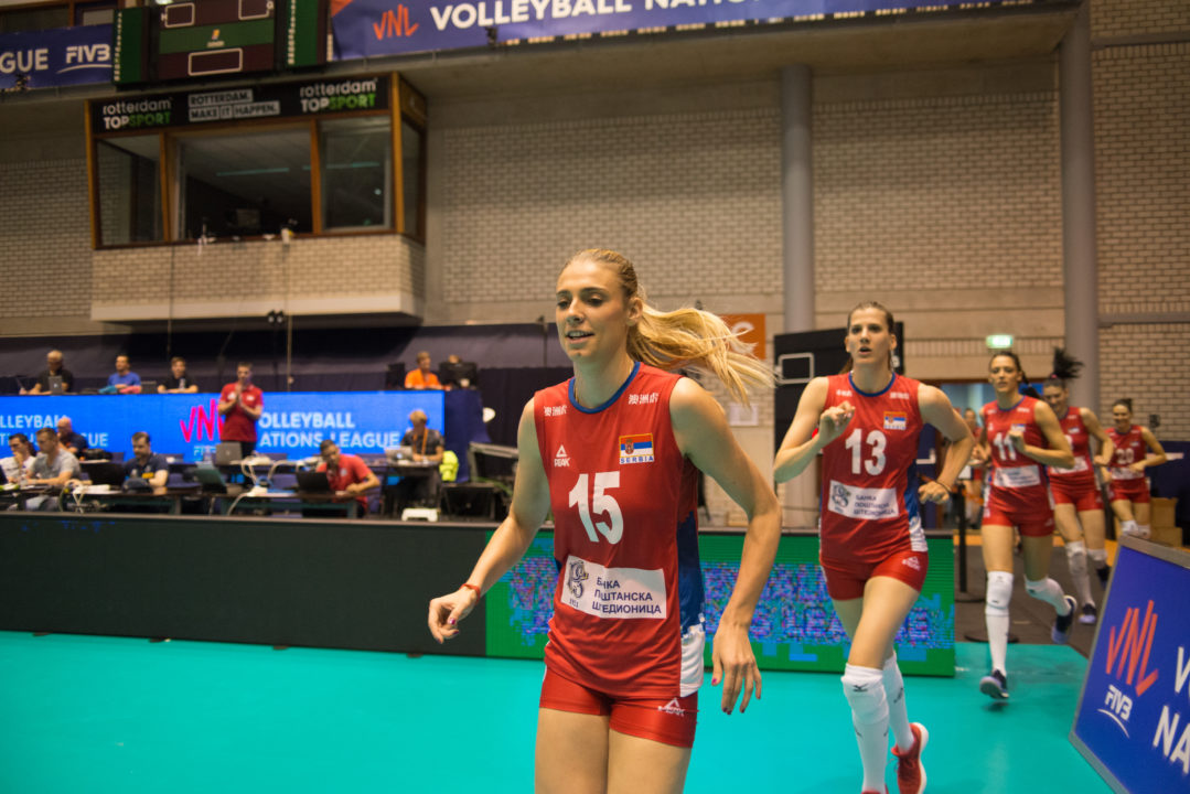 Major Serbian Players, Including Coach, Will Skip Week 5 of #VNL