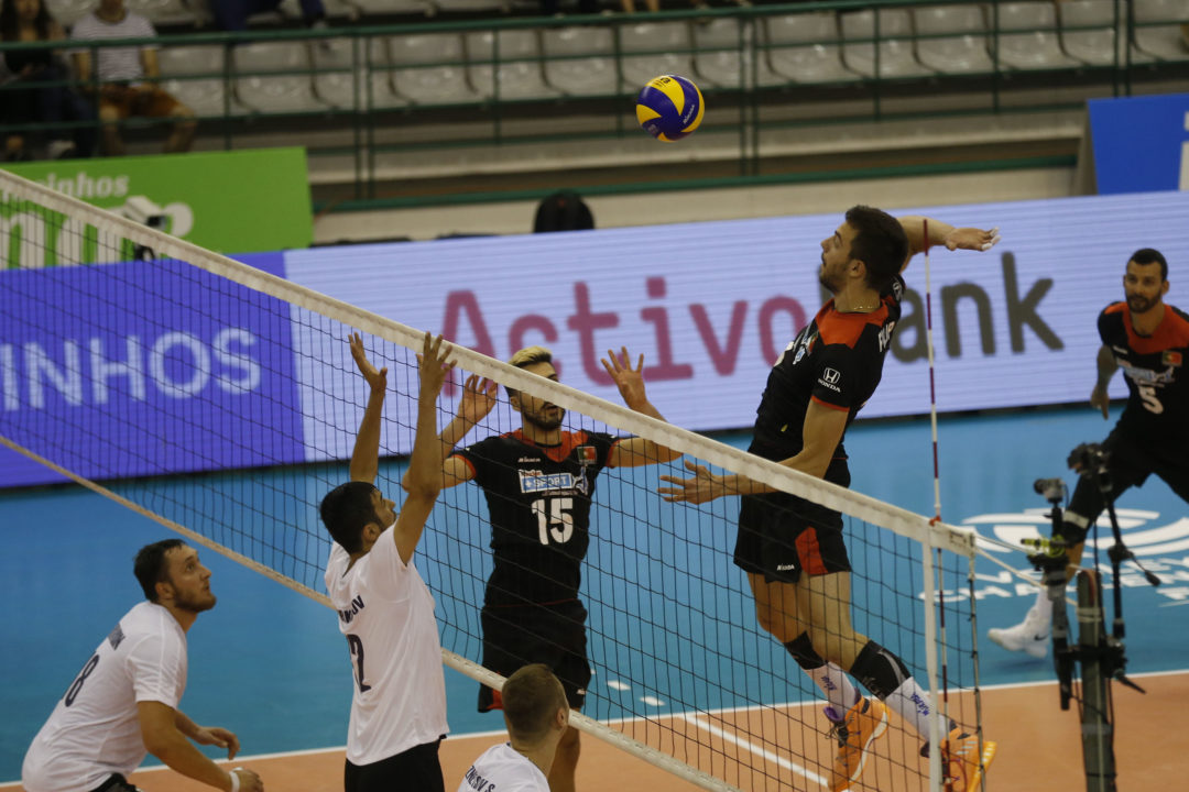 FIVB Men's Challenger Cup: Portugal Wins Pool A; Cuba Also Clinches Semis Bid