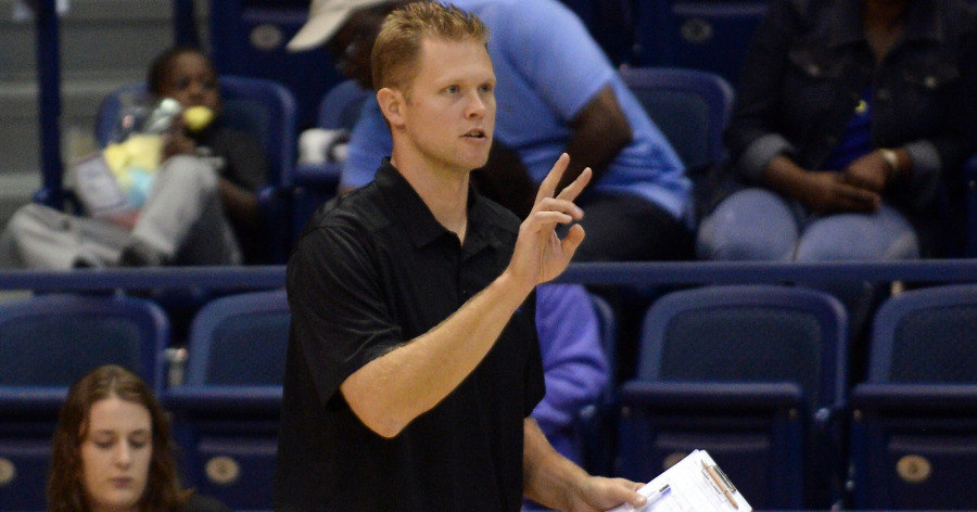 Keith Barnett Promoted to Associate Head Coach at Air Force