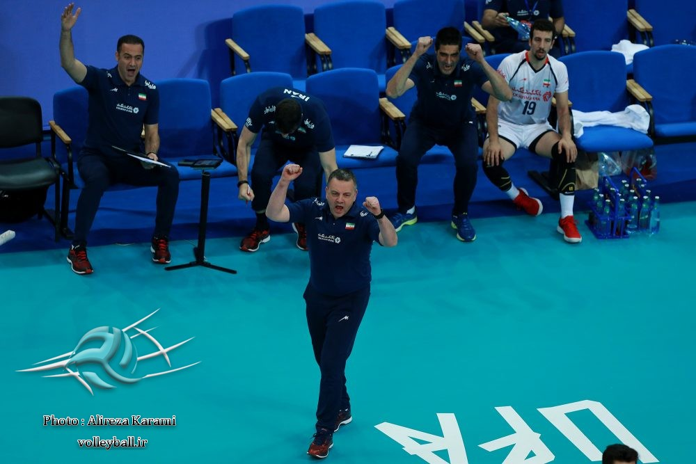 Igor Kolakovic's Views On Iran Senior Men's Volleyball Team