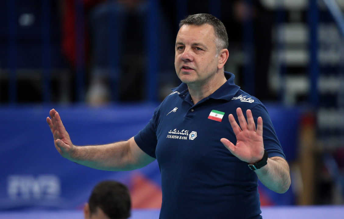Iranian Coach Claims Members of Volleyball Team Were Denied U.S. Visas