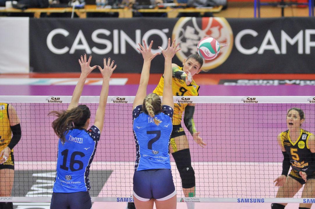 Bergamo Inks Italian National Teamer Camilla Mingardi