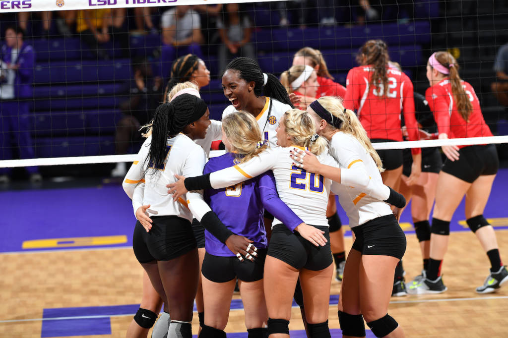 LSU Slate Includes 19 Matches vs. RPI Top 75