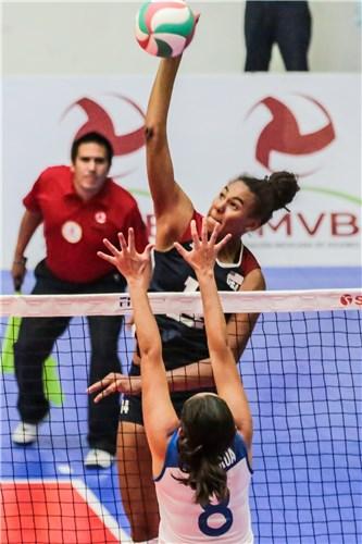U20 NORCECA Women's Championship: USA, Cuba, DR & Mexico Earn Sweeps