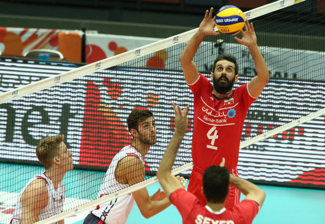 Siena of Italy Lands Another Prize: Saeid Marouf