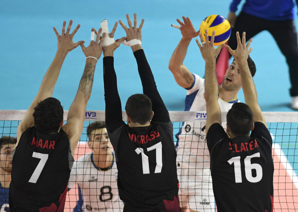 #VNL Pool 9 Preview: Australia, Canada, Germany, USA
