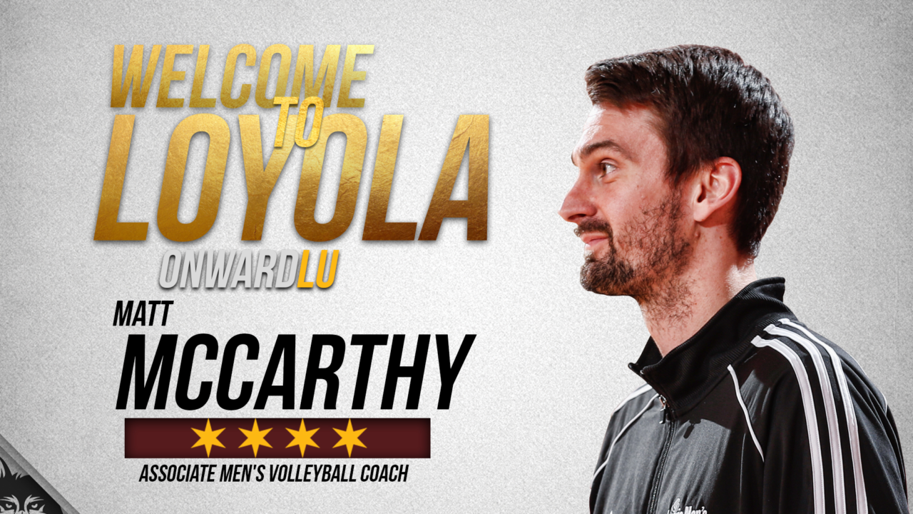 Loyola Men Hire Lewis Assistant Matt McCarthy as Associate Head Coach