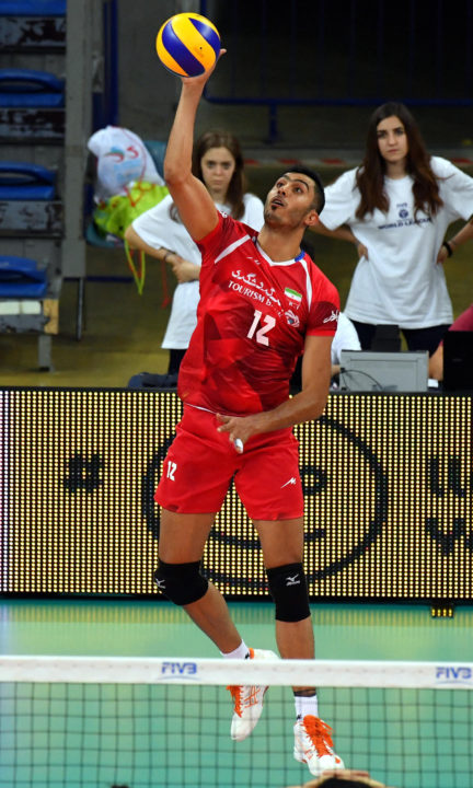 Italy's New Mater Lands Iranian National Teamer Mojtaba Mirzajanpour