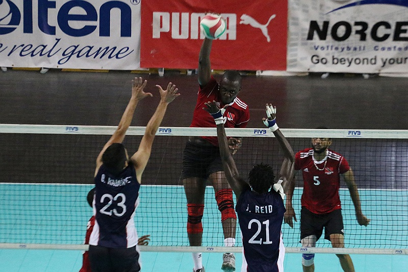 Men NORCECA Challenge Cup: Puerto Rico & Trinidad & Tobago Collect 3-0 Wins on Day 2