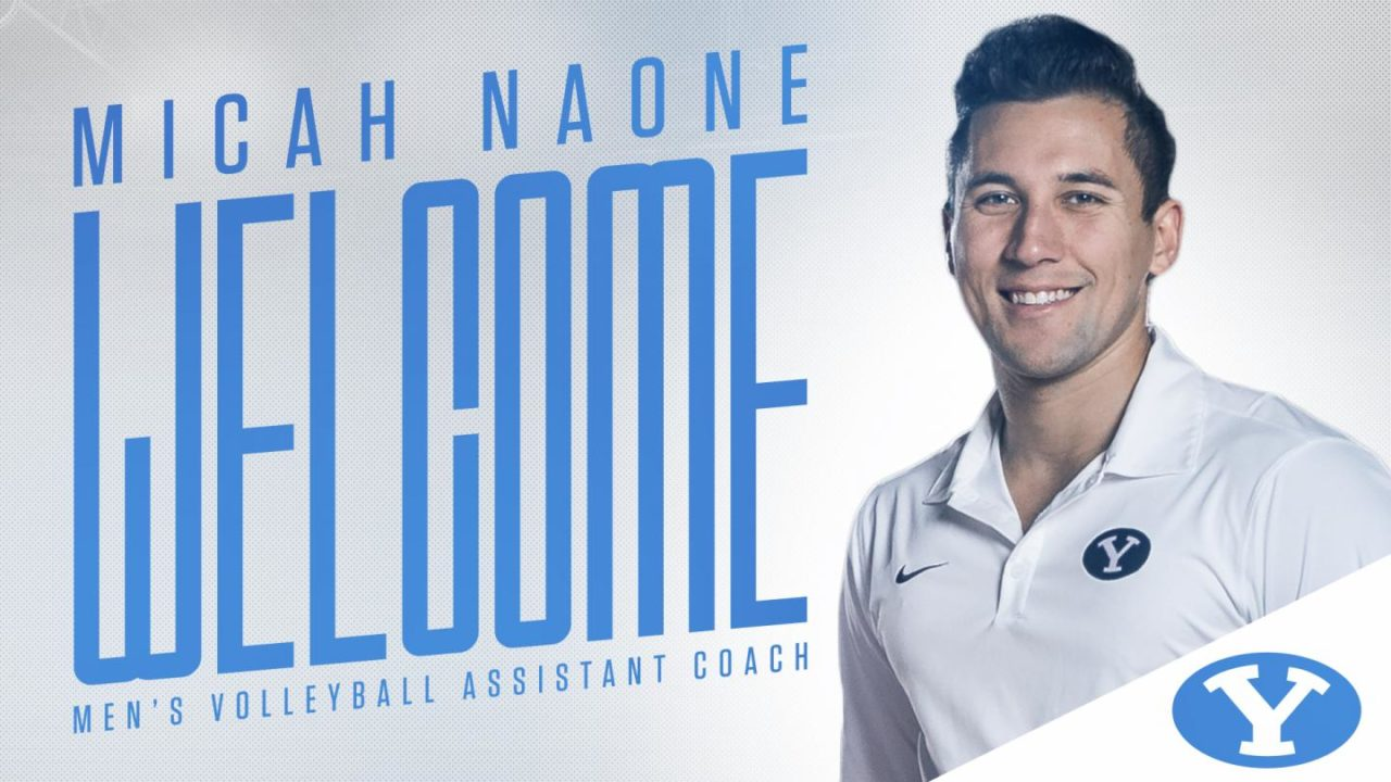 BYU Adds Micah Naone to the Coaching Staff for 2019