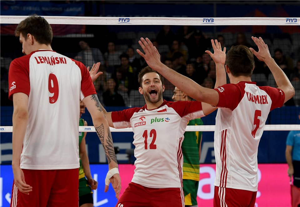 Poland And Russia Net Convincing Wins In Day 1 Of Wagner Memorial