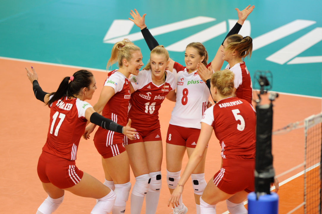 Poland Sweeps, Japan Outlasts Dominican Republic in 5