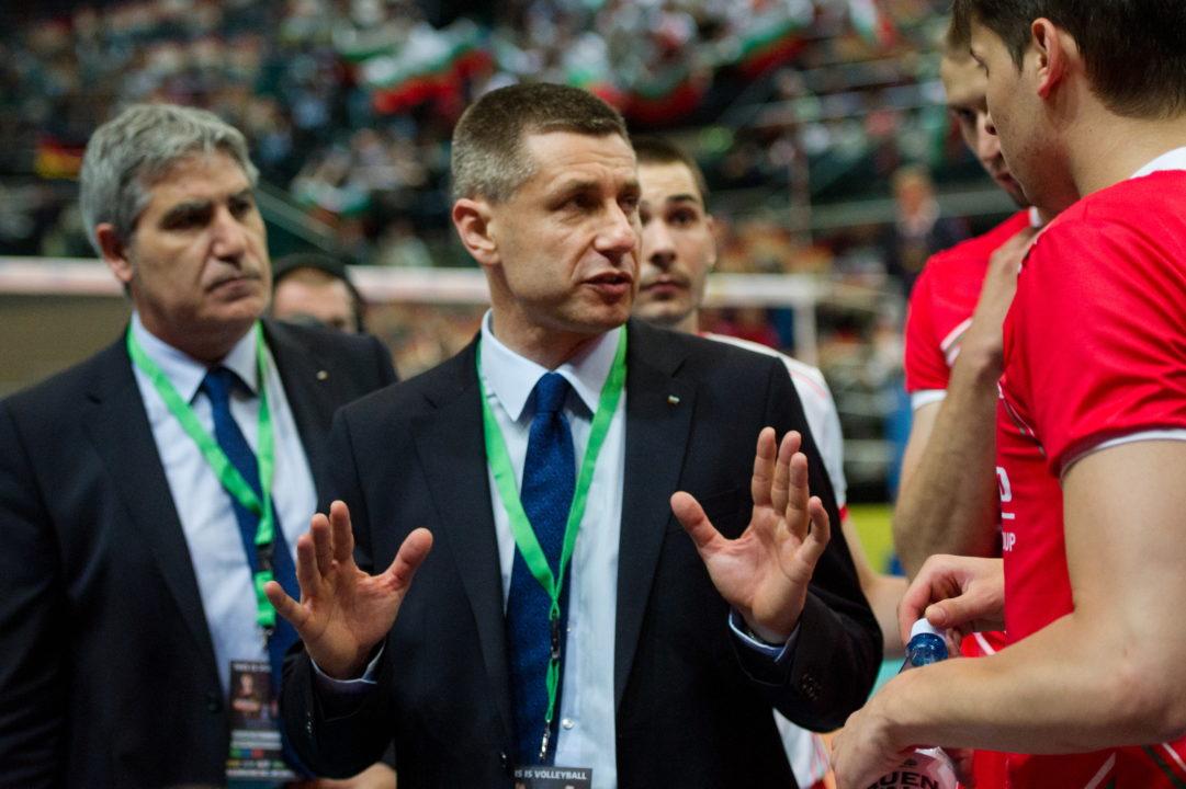 Rumors Were True? Radostin Stoychev at Szczecin in Poland