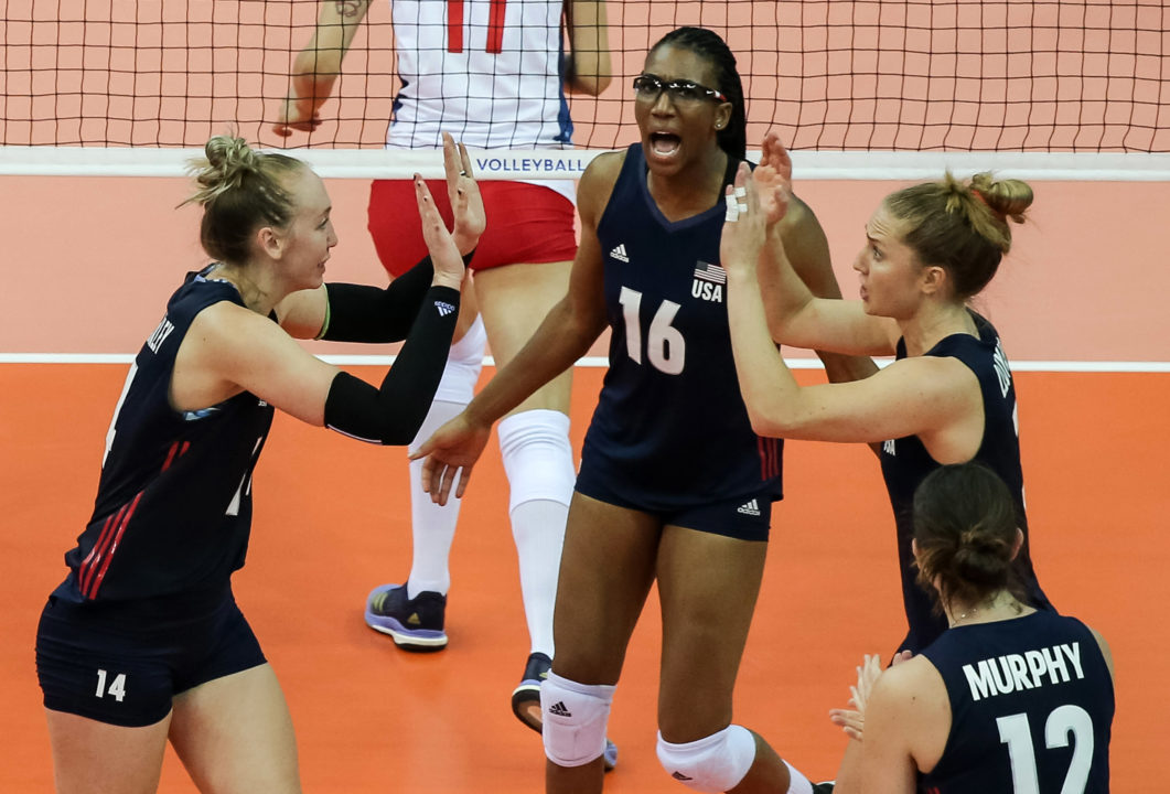 USA Volleyball Announces Women's World Championships 22-Player Roster