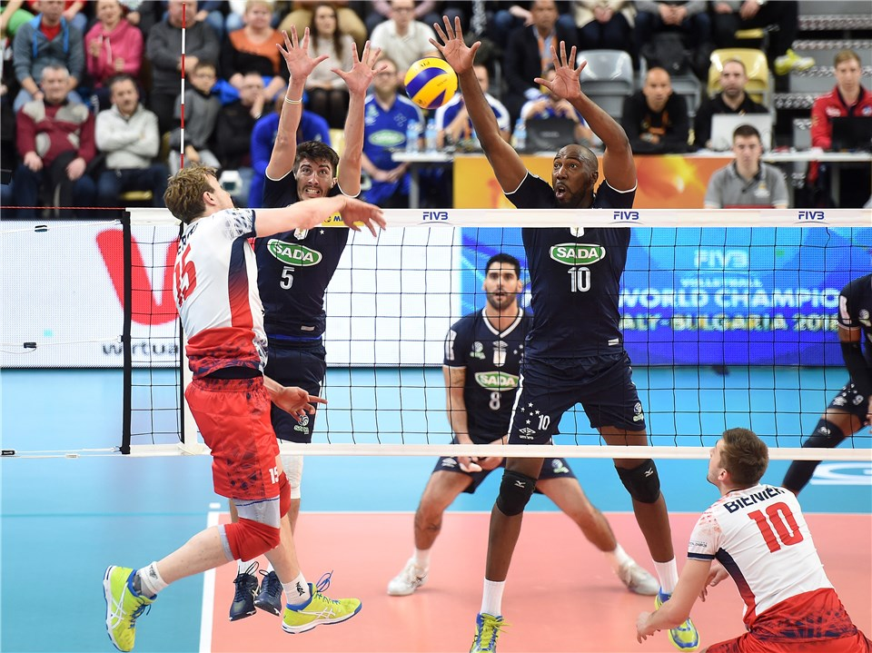 Sada Cruzeiro Fights Simon and Lube Civitanova in Court