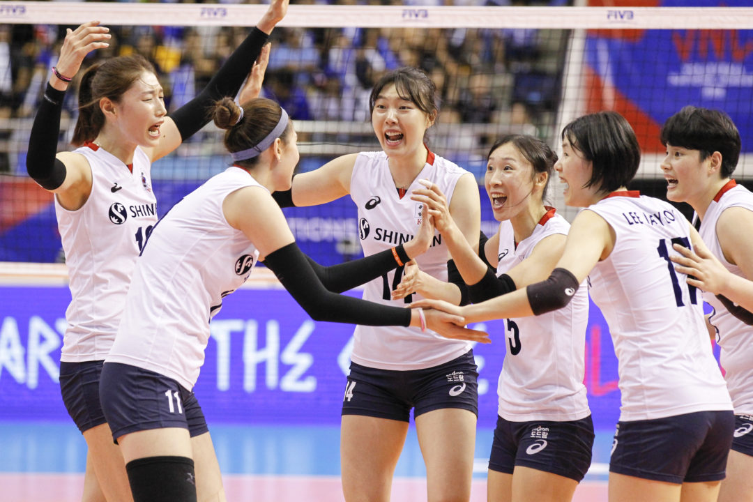 Turkey Snaps Two-Match Skid, Korea Bests Thailand in 4