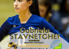 Georgia Tech's Gabriela Stavnetchei Signs 1st Pro Contract In Italy
