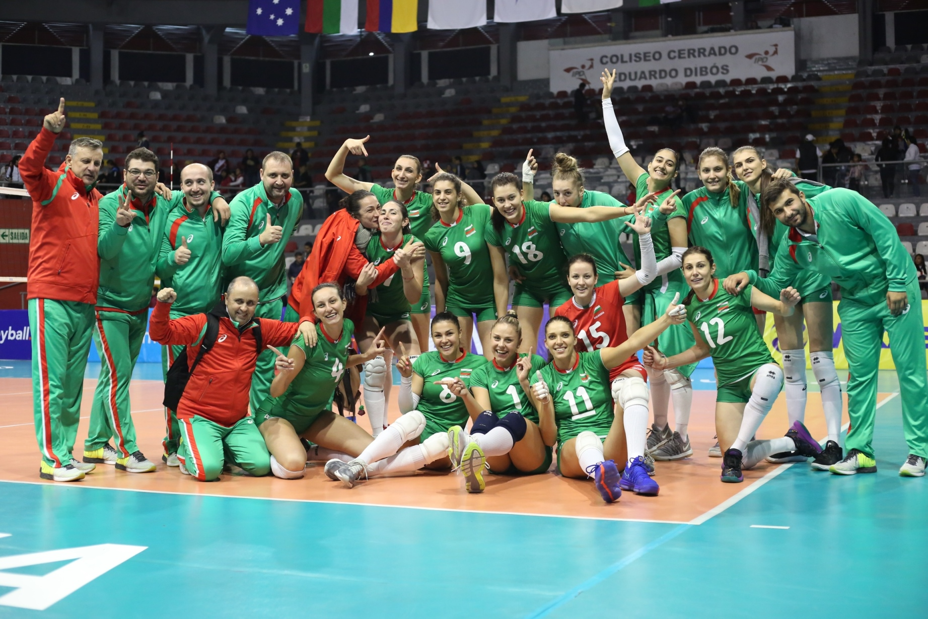 FIVB Women's Challenger Cup: Bulgaria Downs Colombia for Gold ...