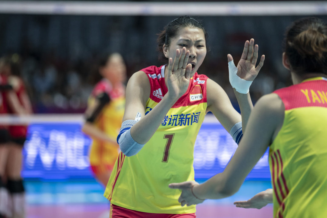 FIVB Launches WeChat To Expand Audience In China