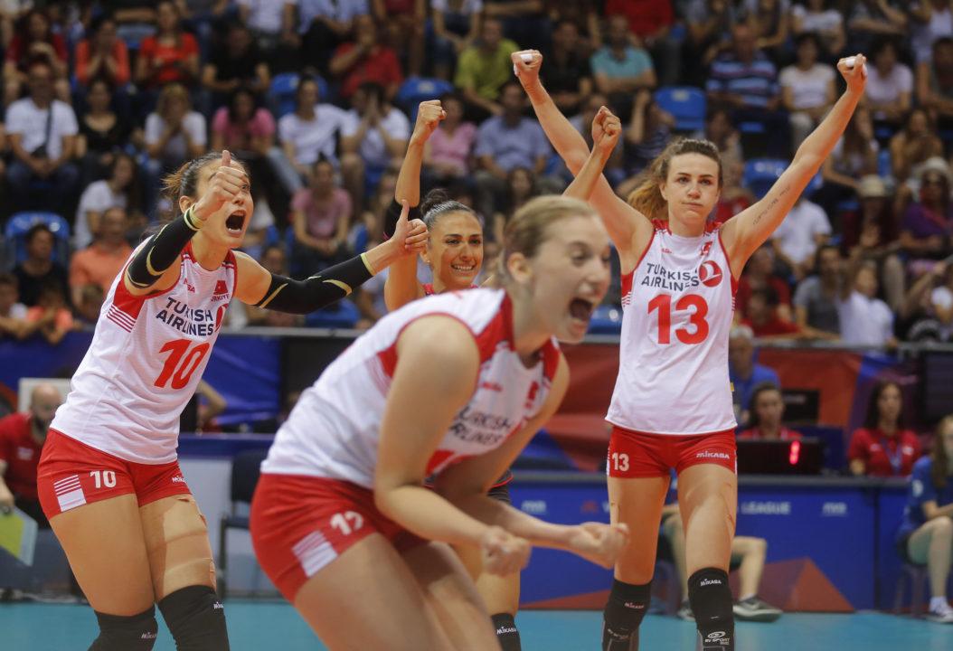 Women's #VNL Pool 15 Preview – Japan, South Korea, Thailand & Turkey