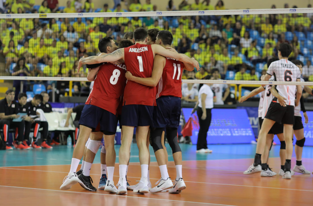 USA Men Rally from Down 2-0 Behind Patch, Russell to Best Japan in 5