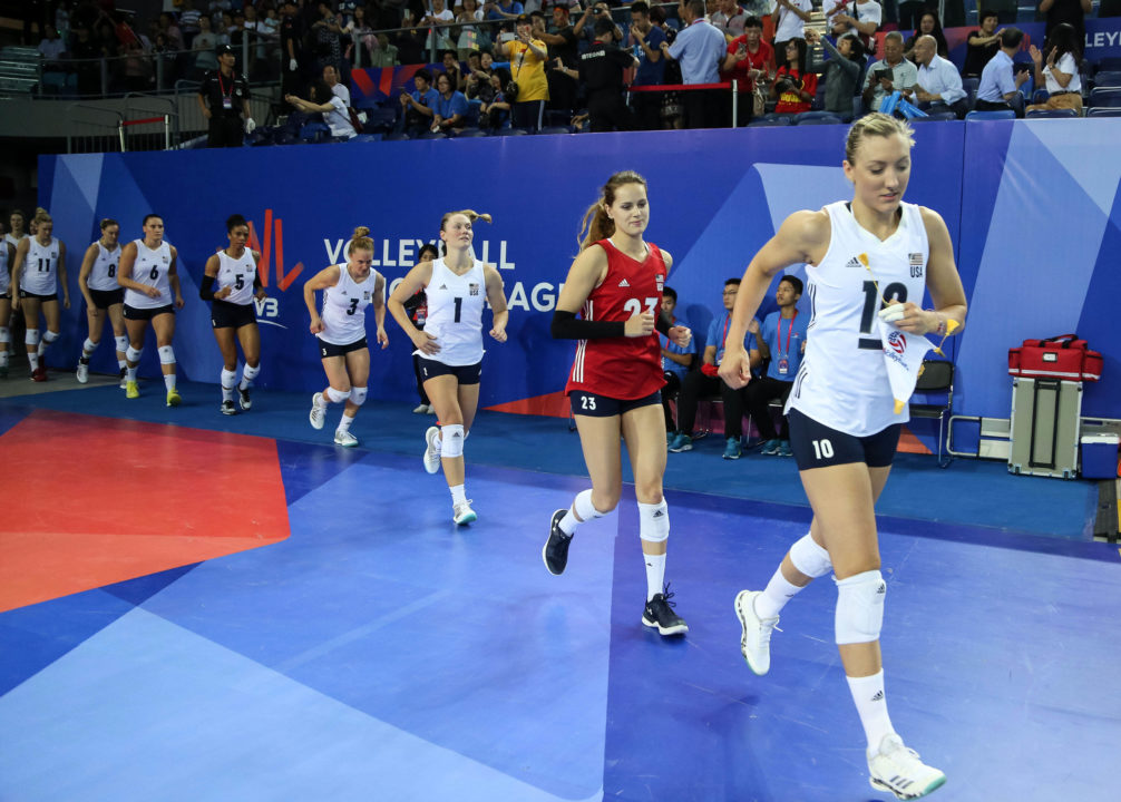 American Digging Has Stabilized with Kelsey Robinson at Libero