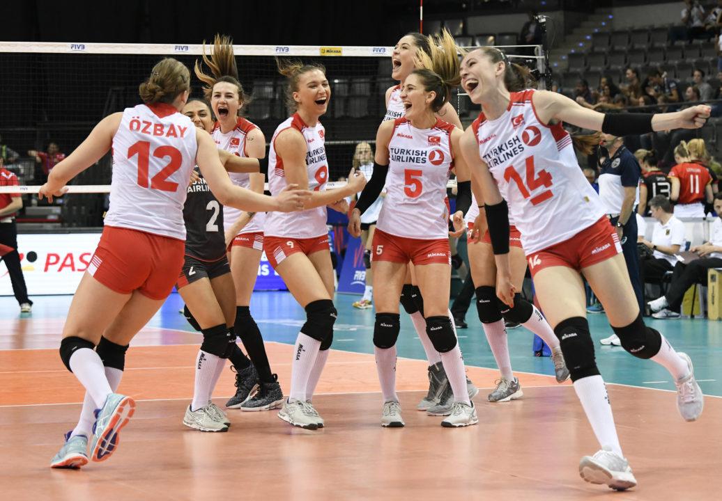 Netherlands, Turkey Win in 4 to Claim Last Two Final Six Spots