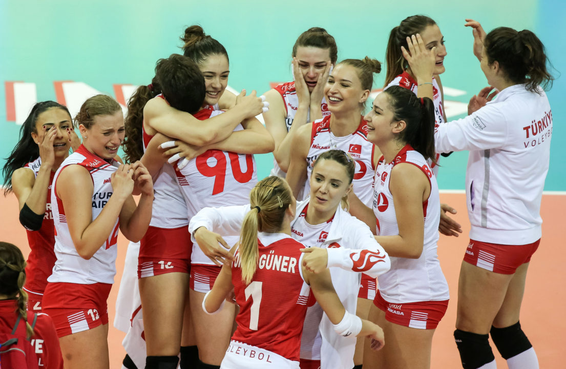 #VNL Final 6: Turkey Fends Off Serbia to Stay Alive; Brazil Eliminates Netherlands