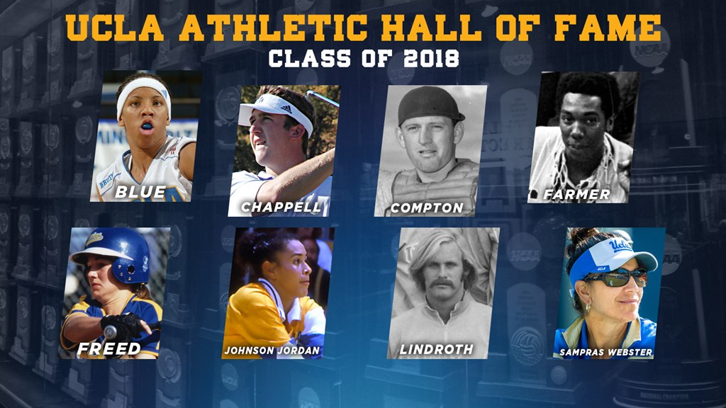 Jenny Jordan Johnson Named to UCLA Athletic Hall of Fame