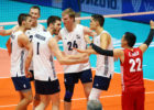 Anderson Leads USA to Sweep of Italy, 3rd Place in VNL Prelims