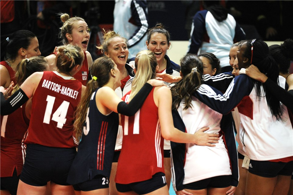 Lloyd, Hill, Robinson And Hackley Star Team USA's VNL Final 6 Roster