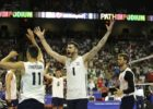 Anderson Paces USA to Sweep of Iran, Perfect Home Record