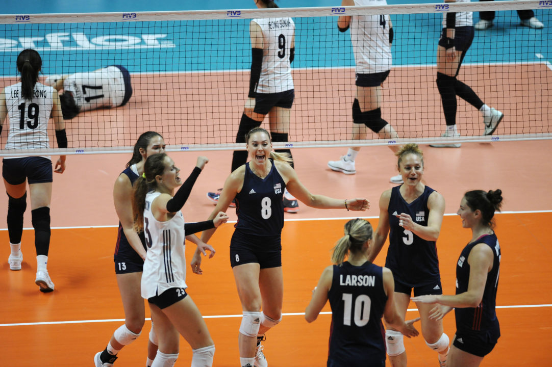 Balanced Attack Guides USA in Sweep of South Korea