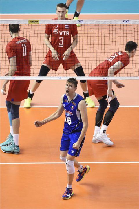 Oleg Antonov Signs With His Dad